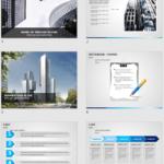 Blue Architecture Presentation